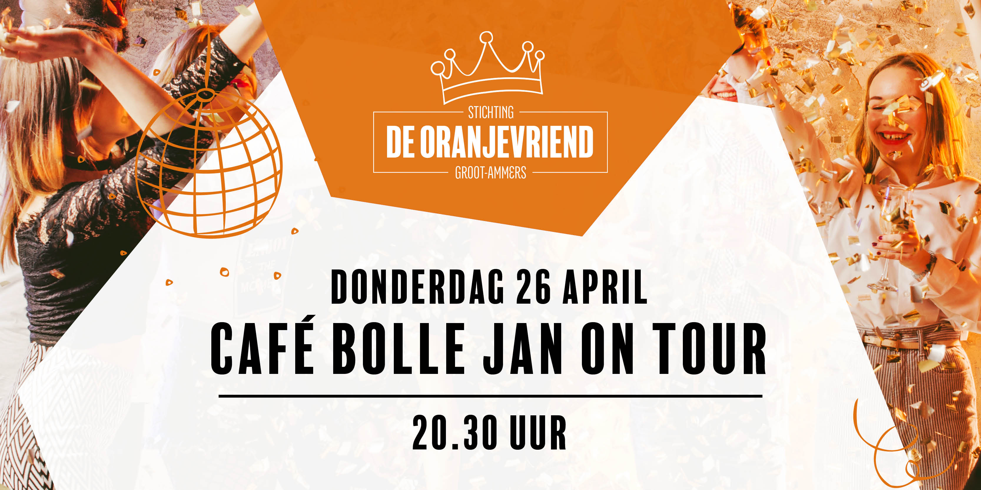 Café Bolle Jan on tour