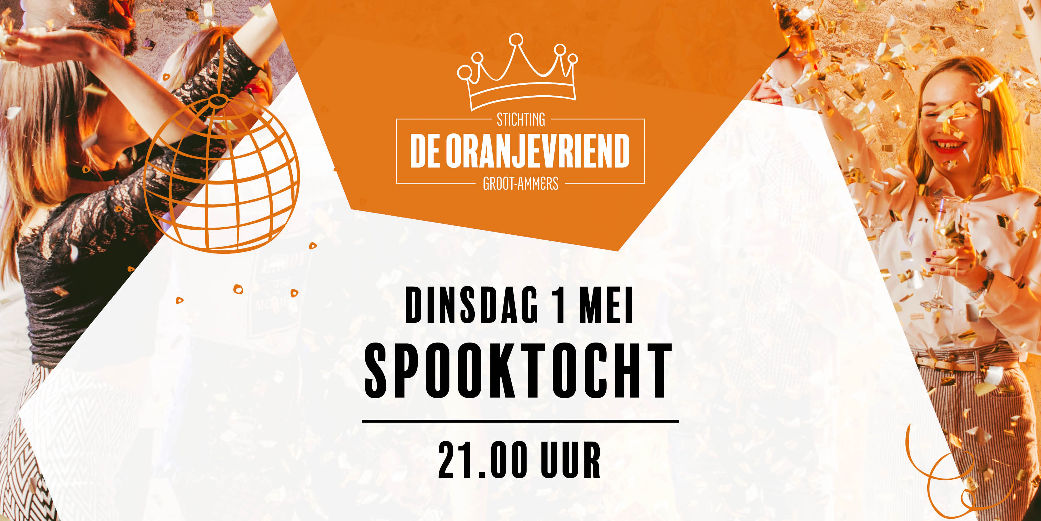Spooktocht - Escape before the end of time!