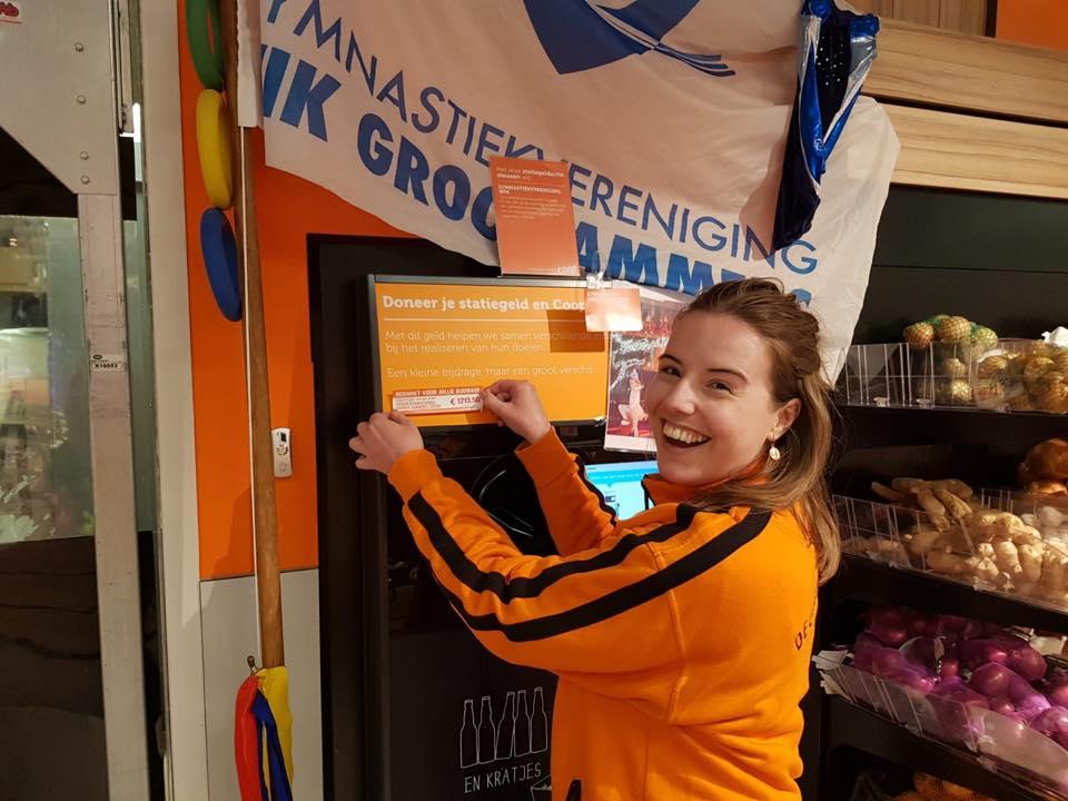 Coop Groot-Ammers statiegeld actie verlichtingsweek!